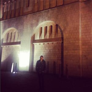 Me at Norwich Castle :)