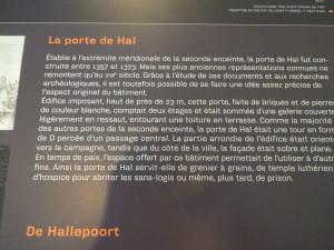 About Porte de Hal