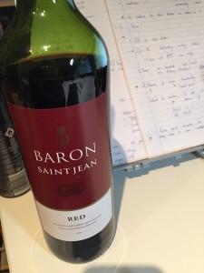 Can't beat that cheap Aldi vin..