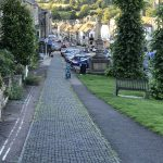 The Town of Burford in the Cotswolds